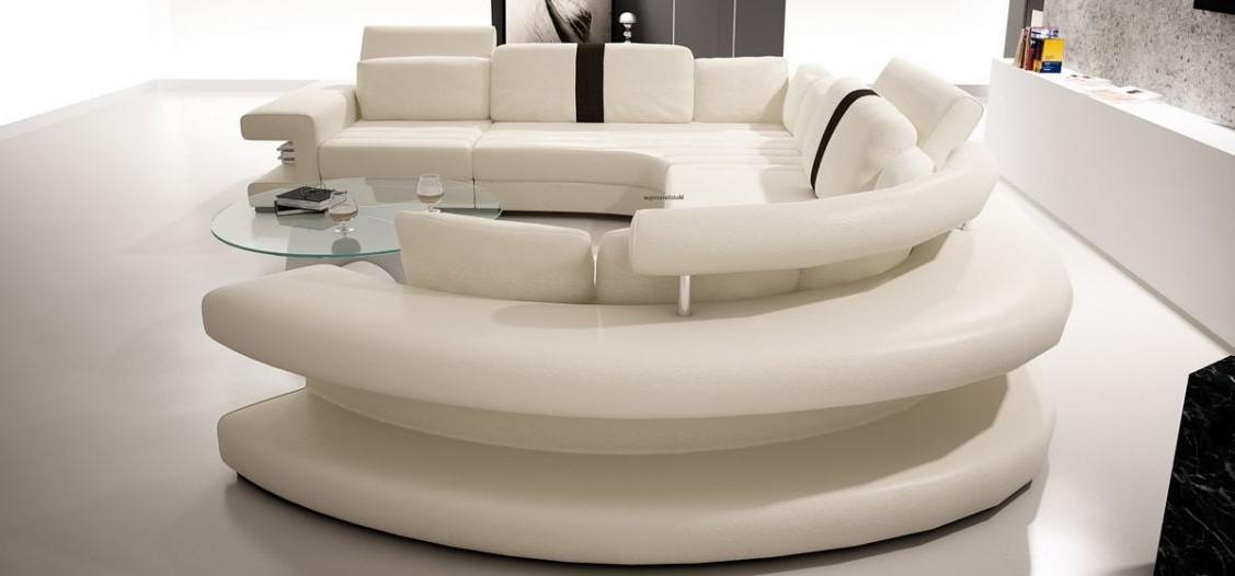 Canape Rond Design