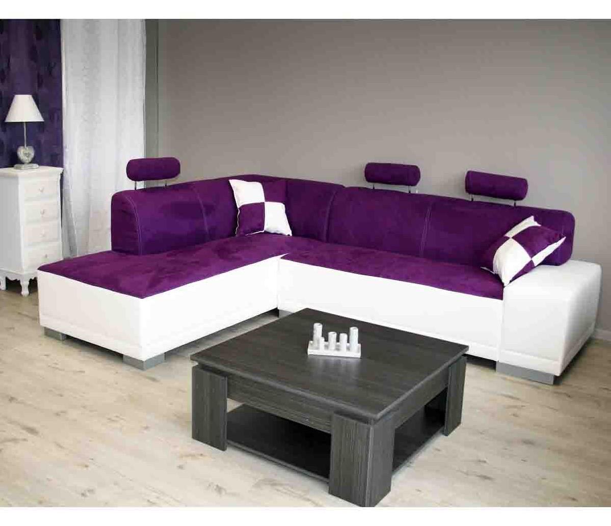 Canape Dangle Violet Design