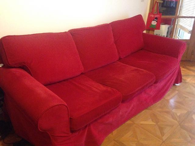 Housse Canape Ikea Ektorp 2 Places Convertible