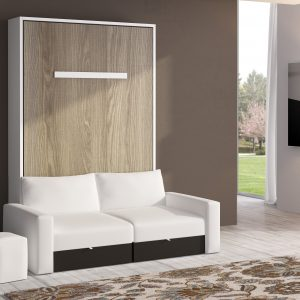 meuble avec lit escamotable armoire id es de. Black Bedroom Furniture Sets. Home Design Ideas