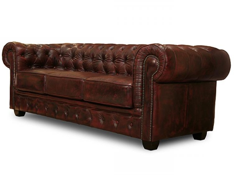 Canape Chesterfield Cuir Belgique
