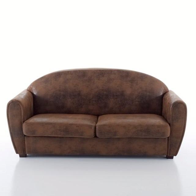 Canapé Cuir Convertible La Redoute