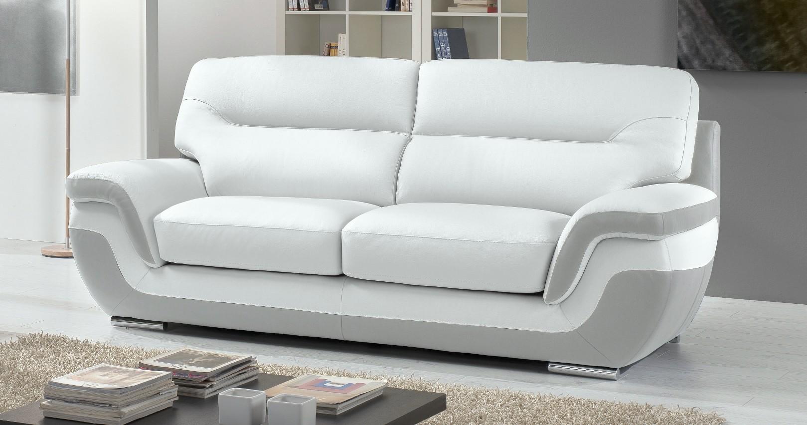 Canape Cuir Design Italien Rodrigue