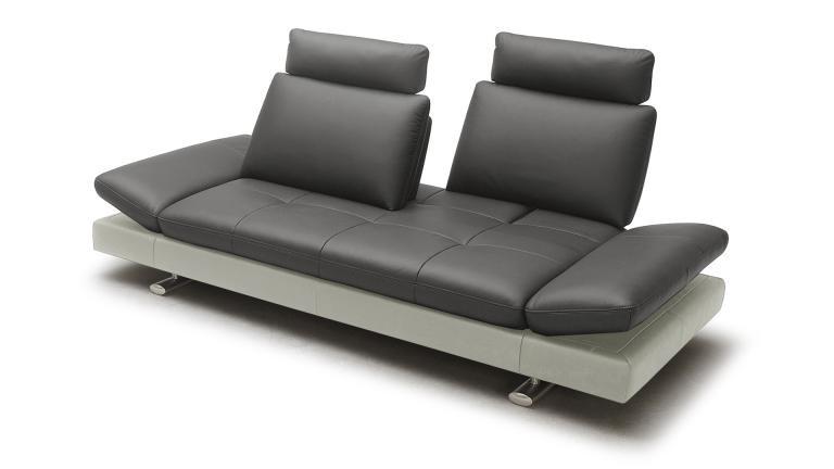 Canapé Cuir Sans Accoudoir