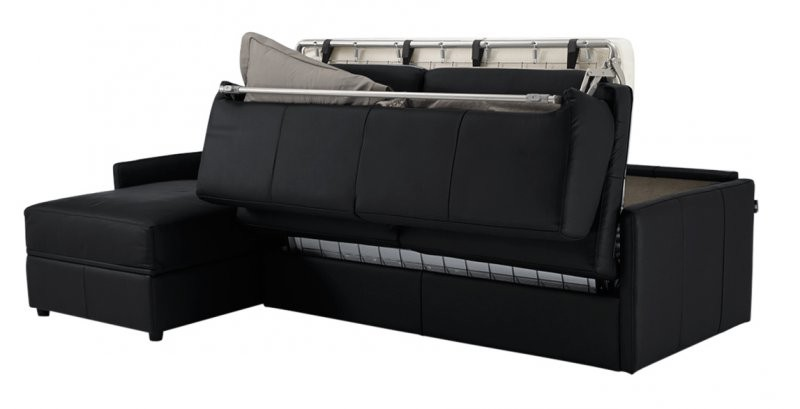 Canape D Angle Convertible Couchage Quotidien