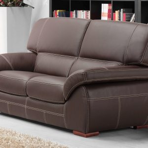 salon cuir buffle pleine fleur canap id es de. Black Bedroom Furniture Sets. Home Design Ideas