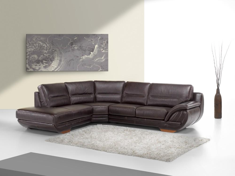 Canape Dangle Cuir Design Italien