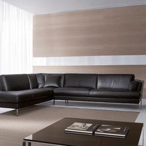 canap d 39 angle fly cuir canap id es de d coration de. Black Bedroom Furniture Sets. Home Design Ideas