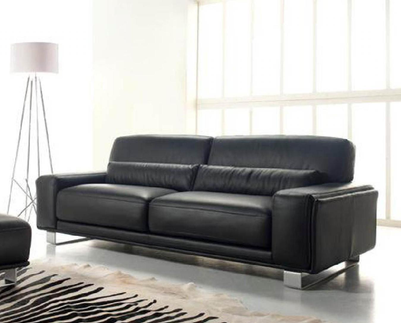 Canape Design Italien Cuir
