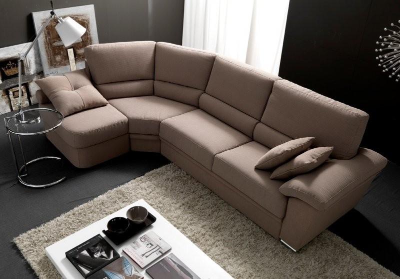 Canape Angle Convertible Grand Confort