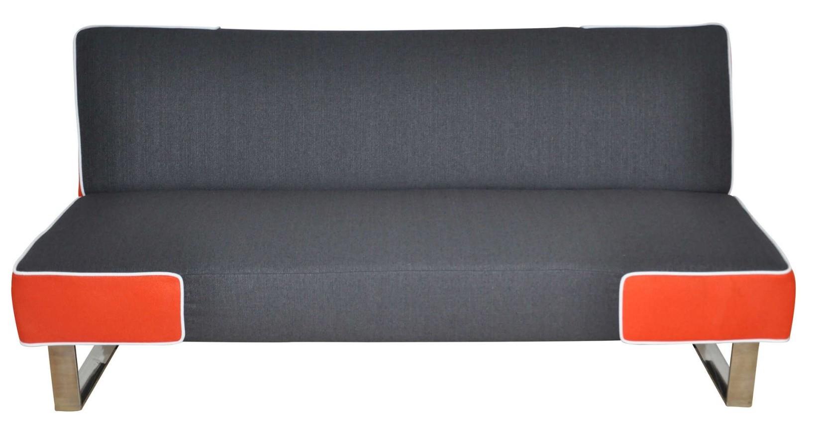 Canape Clic Clac Noir Conforama