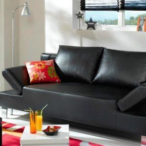 conforama canape convertible cuir canap id es de. Black Bedroom Furniture Sets. Home Design Ideas