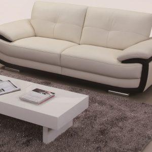 canap cuir 3 places fly canap id es de d coration de maison dolvpmbb8m. Black Bedroom Furniture Sets. Home Design Ideas
