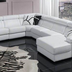 canape convertible cuir tousalon canap id es de. Black Bedroom Furniture Sets. Home Design Ideas