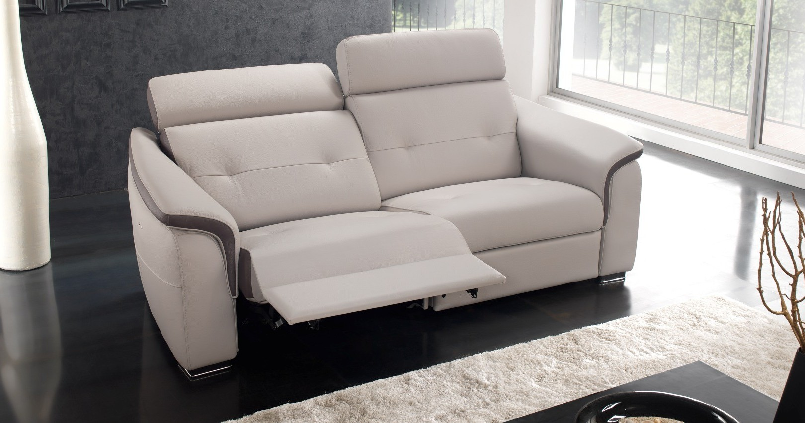 Canape cuir relax electrique fly canap id es de - Canape fly cuir ...