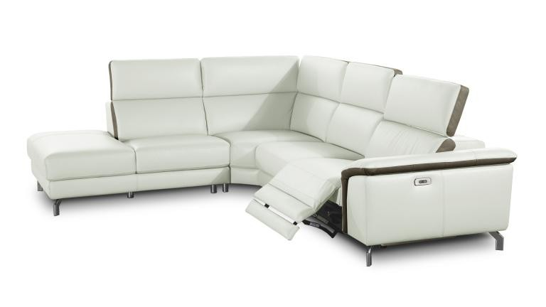 Canape Cuir Relax Modele Toulouse