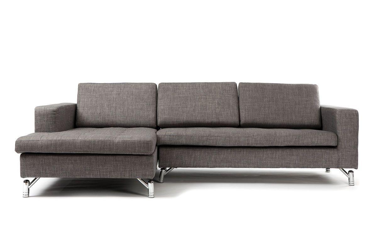 Canape Ikea Angle Gris