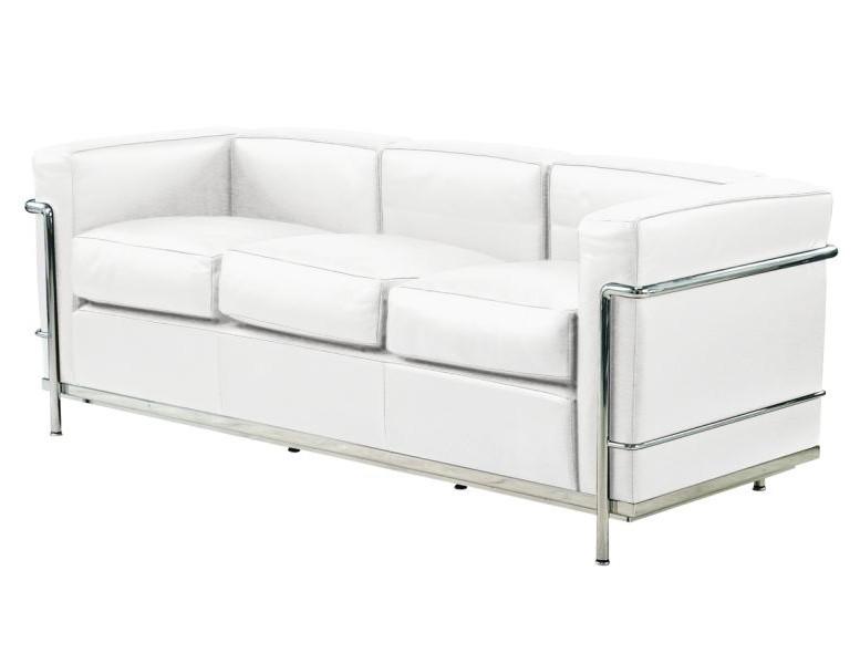 canape le corbusier best classique le corbusier lc canaple corbusier canap lcle corbusier canap. Black Bedroom Furniture Sets. Home Design Ideas