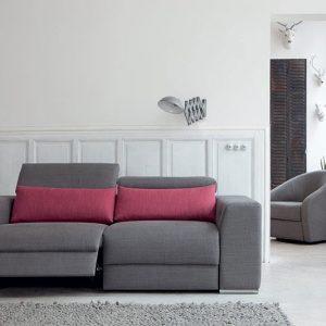 Canapé Relax Electrique 3 Places Tissu Canapé Idées de