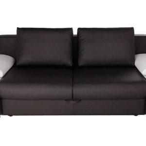 canape cuir convertible conforama canap id es de. Black Bedroom Furniture Sets. Home Design Ideas