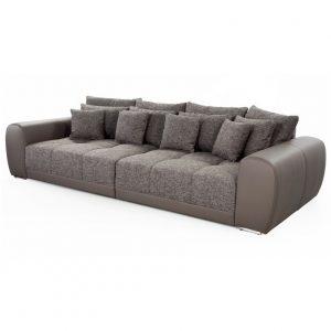 Grand Canape Dangle Basmaj Neuf Tissu Design 6 Places