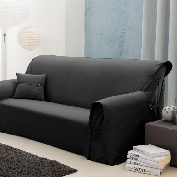 housse pour canape avec meridienne - canapé : idées de décoration