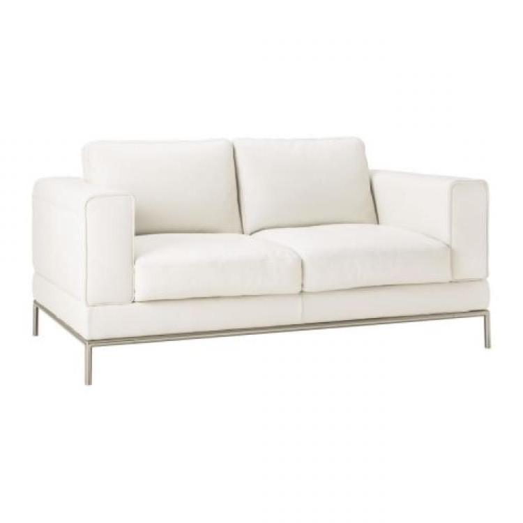 Ikea Canape Lit Cuir
