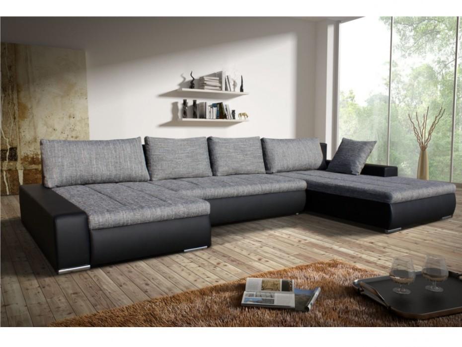 Canapé 2 Angles Tissu