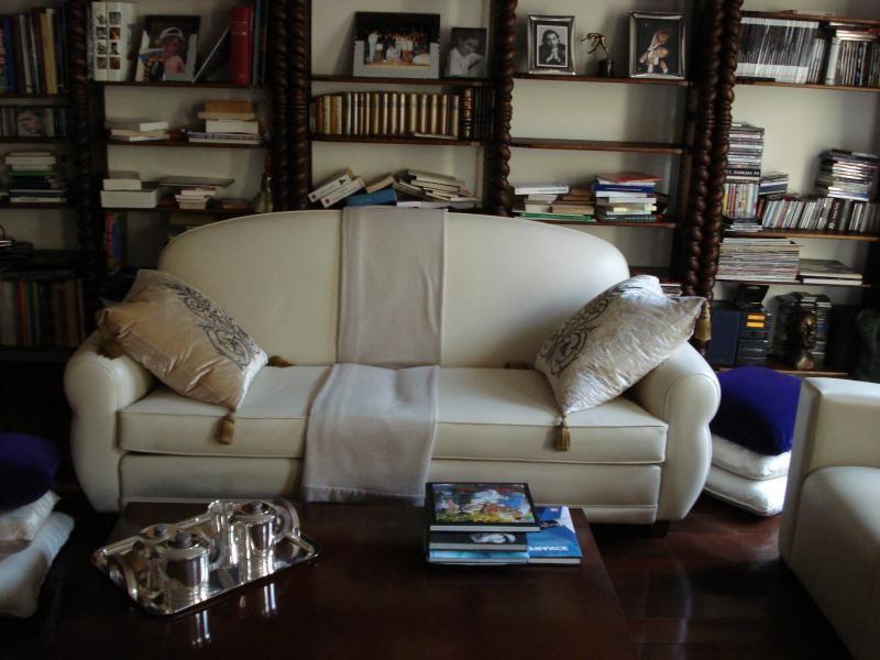 Canapé Art Déco Daisy Simon