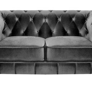 Canape D\'angle Chesterfield Velours - Canapé : Idées de Décoration ...