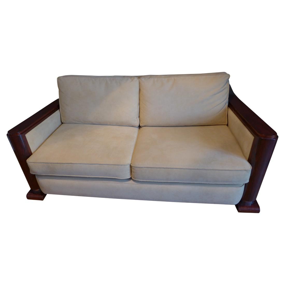 Canapé Convertible Art Deco