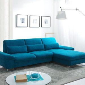 Canapé Convertible Bleu Marine