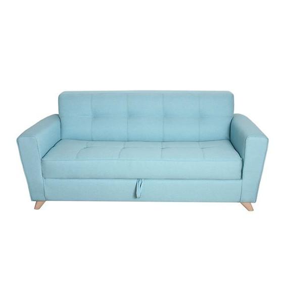 Canapé Convertible Bleu Petrole