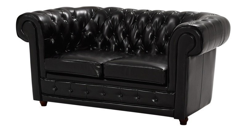 Canapé Convertible Chesterfield 2 Places