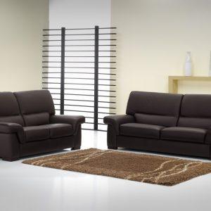 Canapé Cuir Contemporain Design