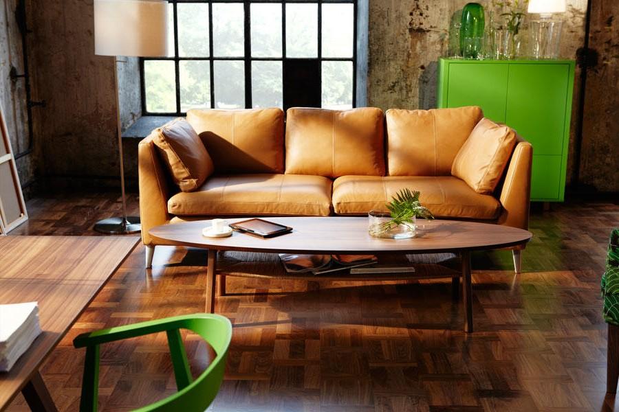 canap cuir couleur camel canap id es de d coration. Black Bedroom Furniture Sets. Home Design Ideas