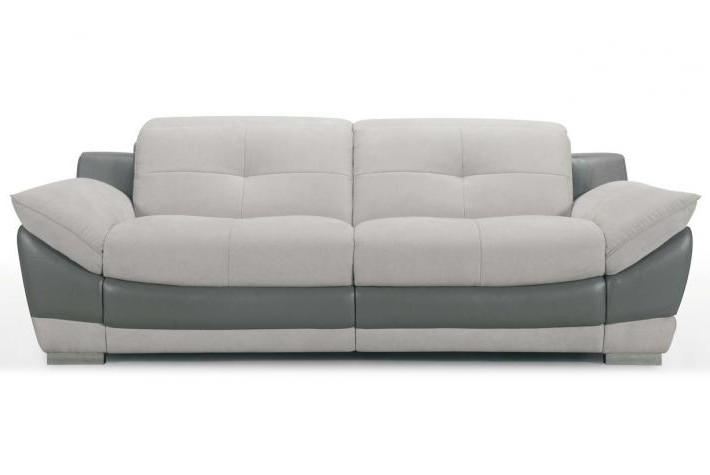 Canapé Cuir Relaxation électrique 3 Places