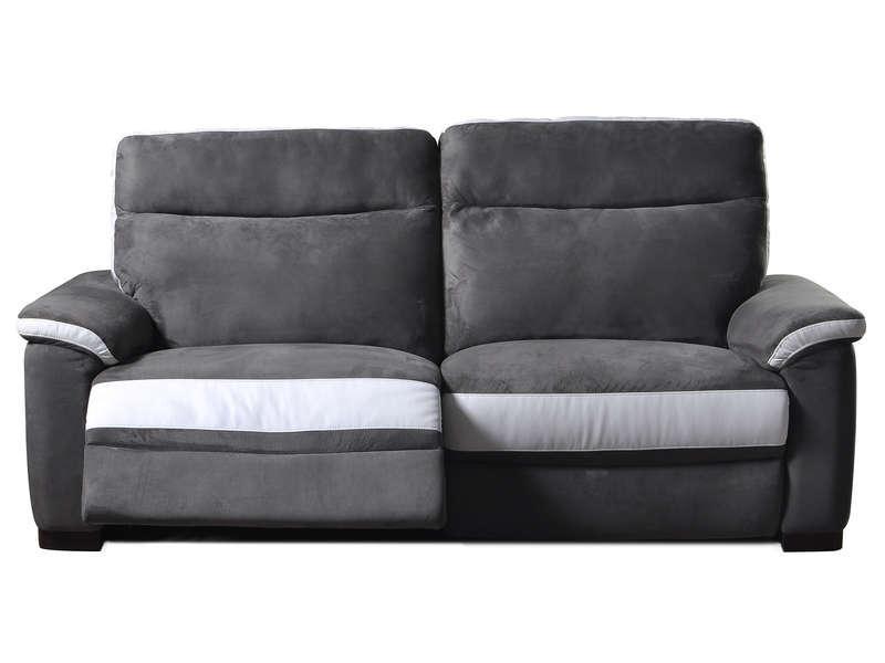 Canapé Cuir Relaxation Conforama