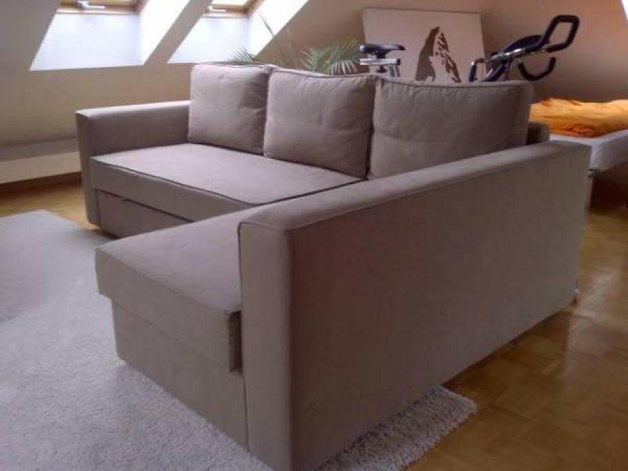 Canapé D Angle Convertible Ikea Manstad