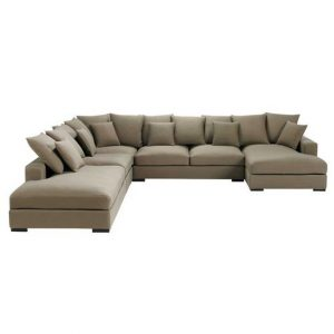 canap d 39 angle 5 places fixe antigua canap id es de d coration de maison dolvp0wb8m. Black Bedroom Furniture Sets. Home Design Ideas