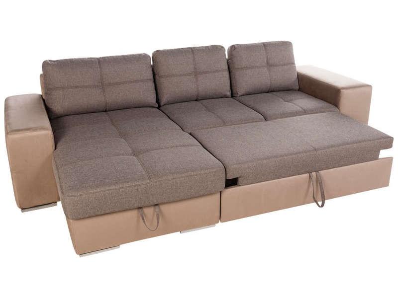 Canapé D'angle Beige Conforama