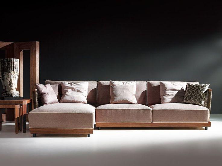 Canapé D'angle Convertible Design Rosario