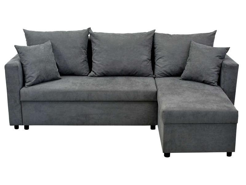 Canapé D'angle Convertible Reversible Conforama