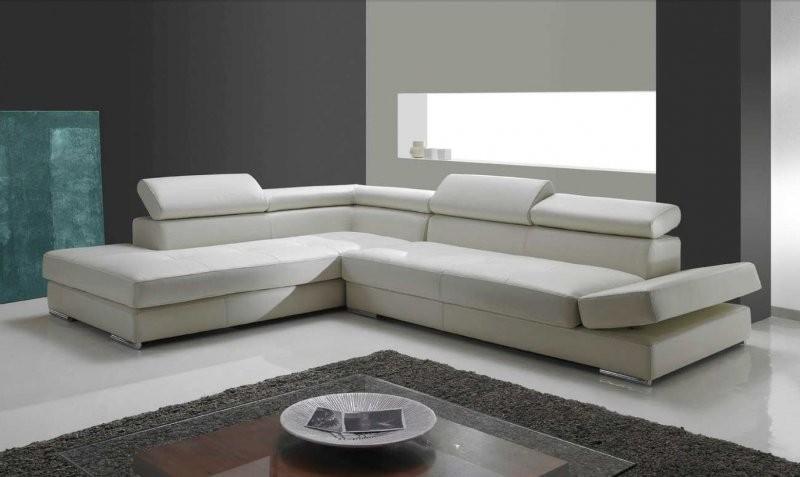 Canapé D'angle Cuir Blanc Ikea