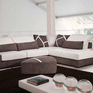 canape d 39 angle contemporain en tissu canap id es de. Black Bedroom Furniture Sets. Home Design Ideas