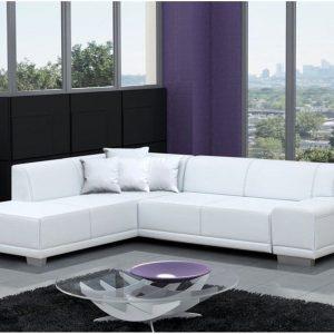 Canapé D'angle Moderne William Noir