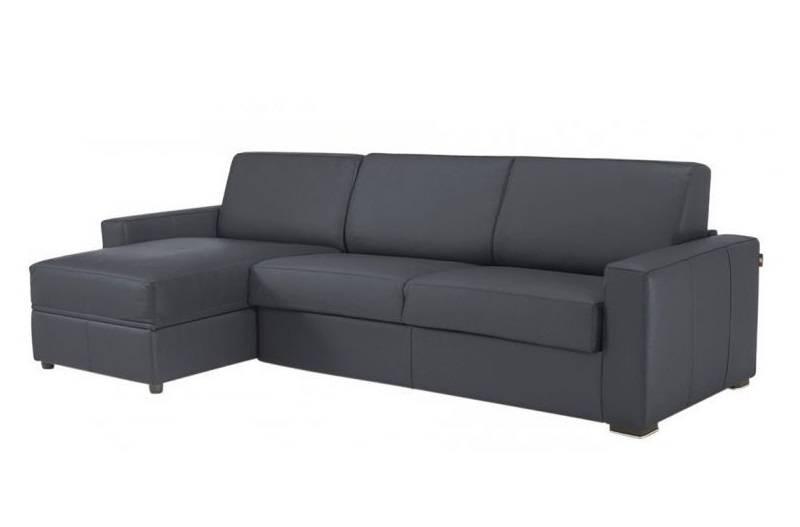Canapé D'angle Rapido Dreamer Cuir
