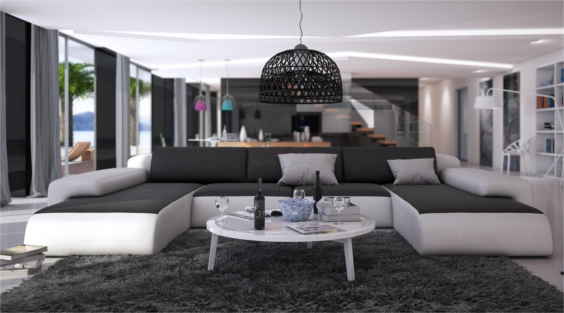 Canapé D'angle Très Confortable