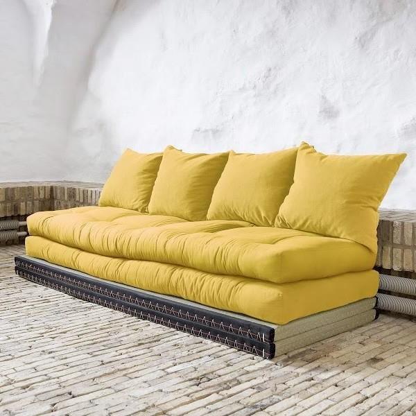 futon place. Black Bedroom Furniture Sets. Home Design Ideas