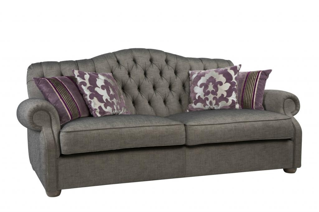 Canapé Style Anglais Cuir